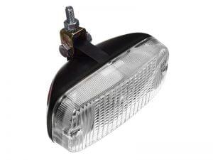 Talmu dagrijlamp met helder glas - te monteren op uw auto, vrachtwagen, camper, tractor en meer
