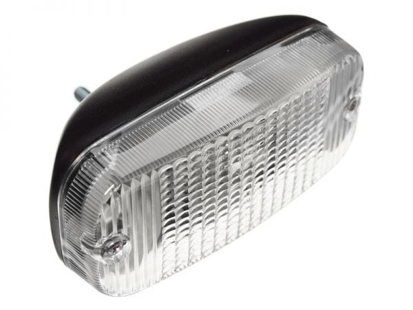 Talmu dagrijlamp met helder glas - voor 12 volt en 24 volt te gebruiken