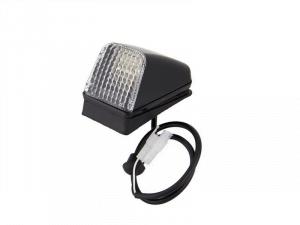 Volvo LED toplamp met helder glas en wit LED - geschikt voor 24 volt - te monteren op uw cabine dak en meer - EAN: 6090547860889