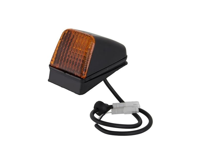 Volvo LED Oberlicht mit orangefarbenem Glas - geeignet für 24 Volt - zur Montage auf Ihrem Kabinendach und mehr - EAN: 6090547530591