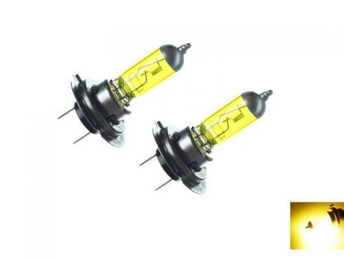 H7 halogeen lamp geel 24 volt vrachtwagen