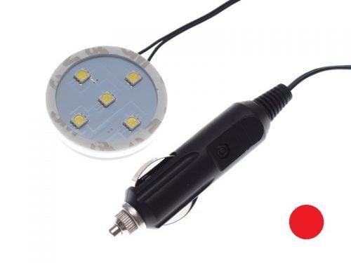 Poppy Grace Mate LED ring ROOD voor 12 volt en 24 volt