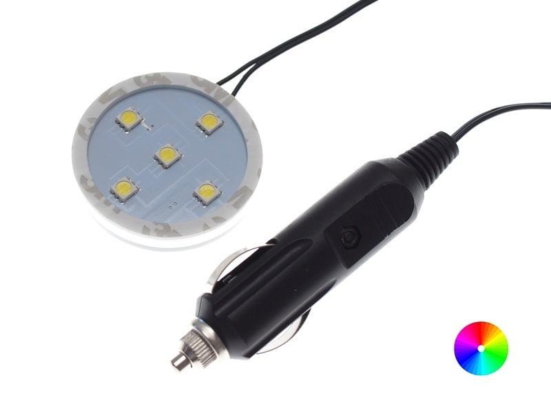 RGB Poppy LED ring voor poppy luchtverfrisser