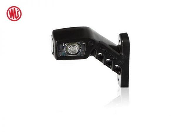 LED breedtelamp rechts voor 12 en 24 volt