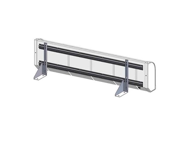 Bevestigingsmateriaal cabine dak - passend voor illumiLED en Nedking lichtbak