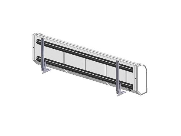 Bevestigingsmateriaal lampenbeugel - passend voor illumiLED en Nedking lichtbak