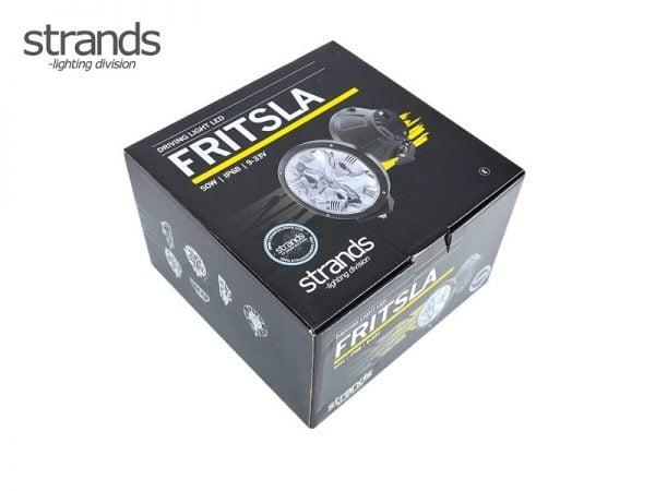 Strands Fritsla full LED verstraler 12 volt - 24 volt vrachtwagen