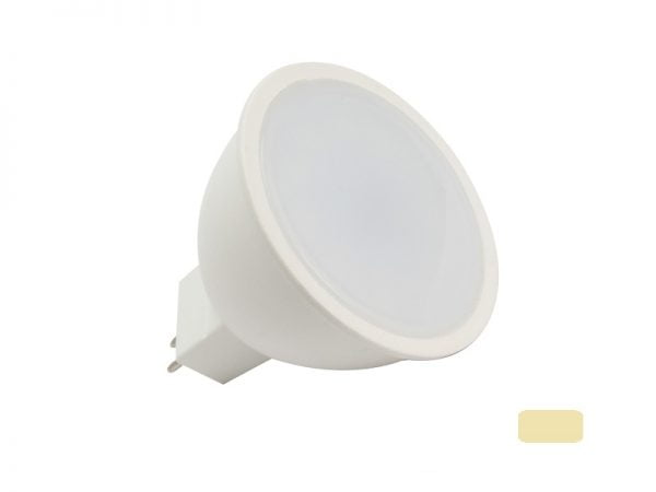 LED interior spot warm white 10/30 volt - red LED spot interior lighting truck - camper - caravan - boat