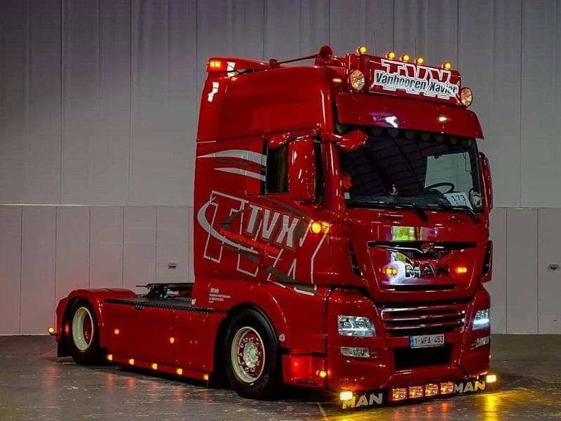 Vind hier uw MAN LED verlichting - een groot assortiment voor interieur en exterieur van uw vrachtwagen