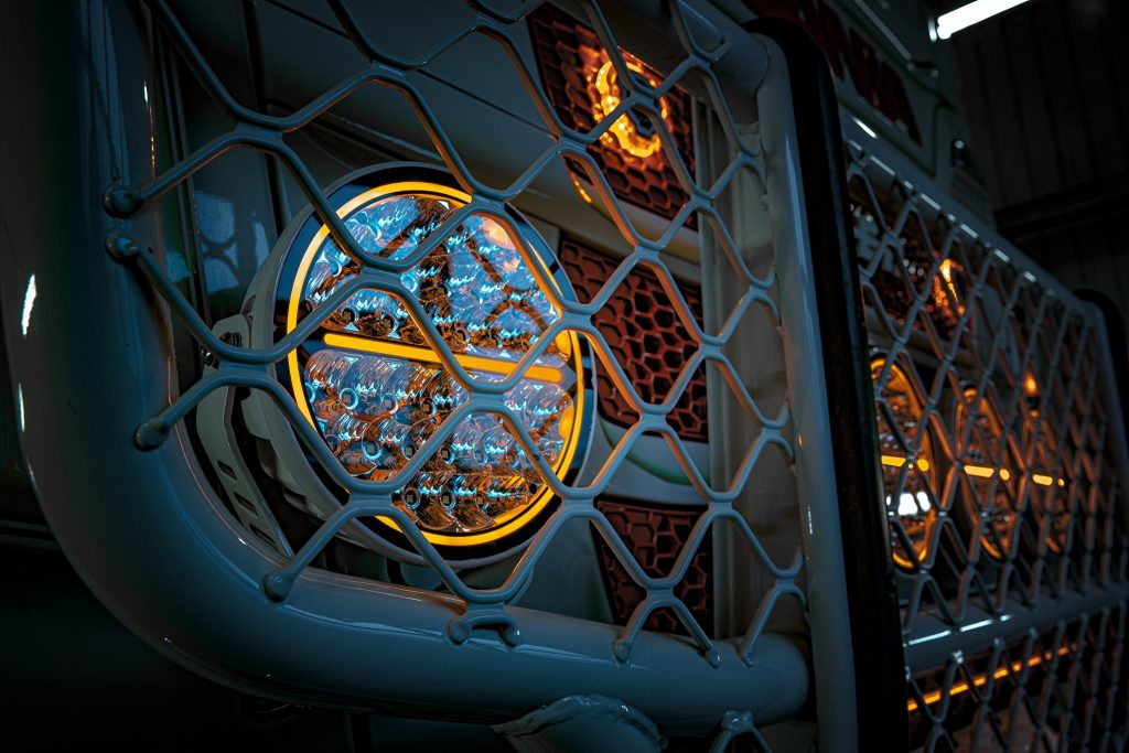 Full LED verstraler - Strands Siberia Night Ranger 9 inch - verstraler voor 12 en 24 volt - assortiment full LED verstraler voor auto, vrachtwagen, camper en meer